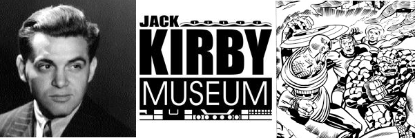 kirby museum cover With Great Chutzpah Comes Great Responsibility: WHY JACK KIRBY Needs A Permanent MUSEUM!