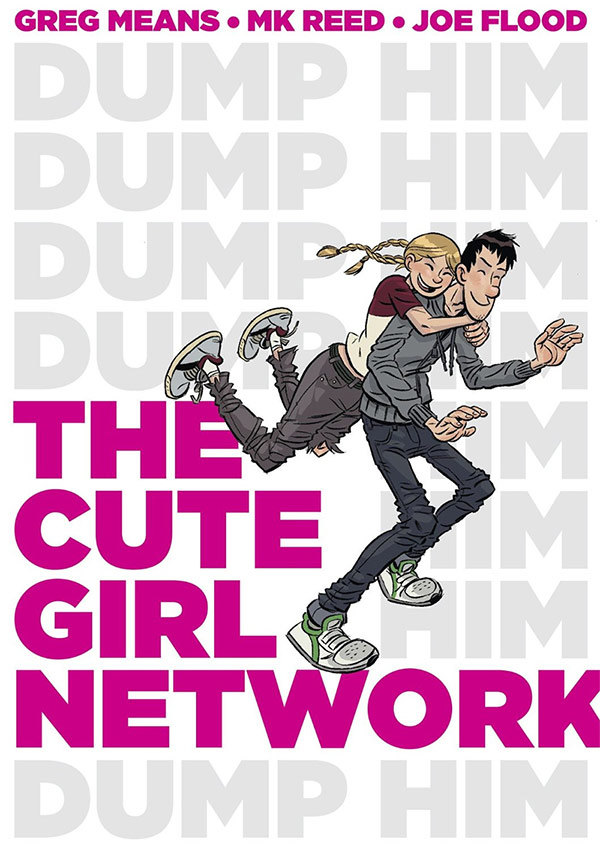 the cute girl network cover1 Advance Review  The Cute Girl Network