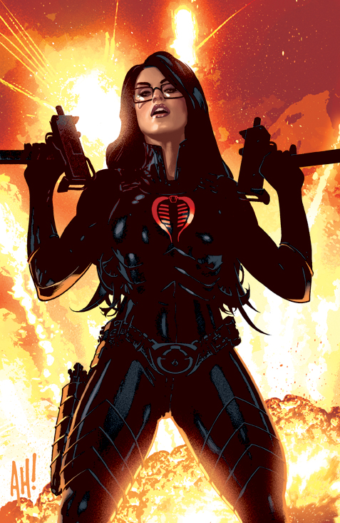 Baroness by AdamHughes Could G.I. JOE 3 See The Return Of Channing Tatum?