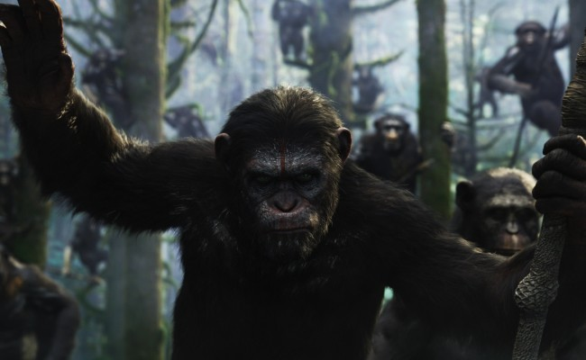 Caeser is back — DAWN OF THE PLANET OF THE APES Trailer Arrives!