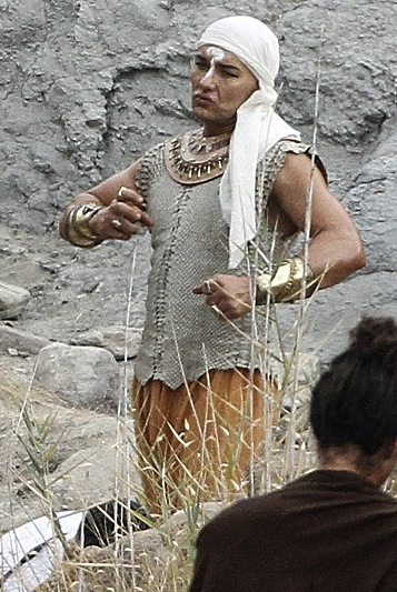 EX 01 First Look At Christian Bale As Moses From The Set Of Ridley Scotts EXODUS