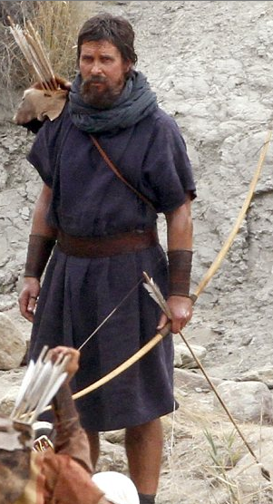 EX 02 First Look At Christian Bale As Moses From The Set Of Ridley Scotts EXODUS