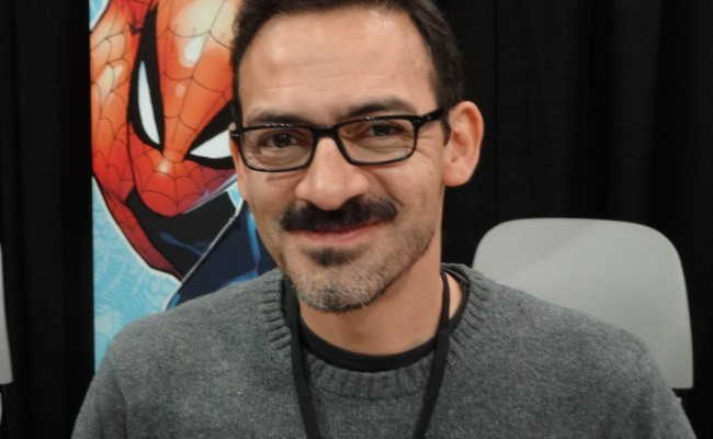 EXCLUSIVE: Humberto Ramos talks SPIDER-MAN