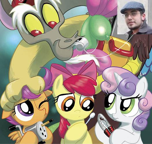 MLP FF 2 banner Interview with Jeremy Whitley, Writer of Upcoming My Little Pony Friends Forever Comic