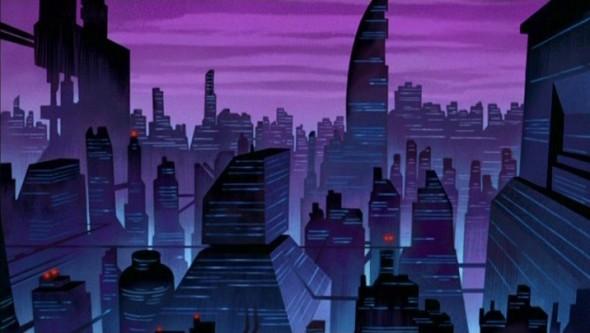 Neo Gotham 590x333 5 Reasons Why We Need a Batman Beyond Game