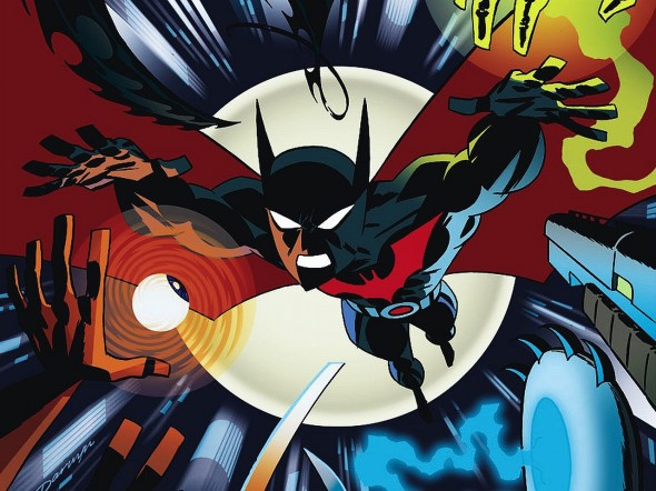 batman beyond villains 590x442 5 Reasons Why We Need a Batman Beyond Game