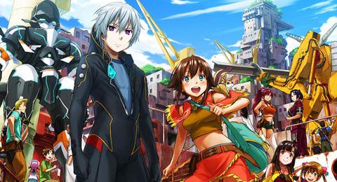 UTF Awards: Top 5 Anime of 2013