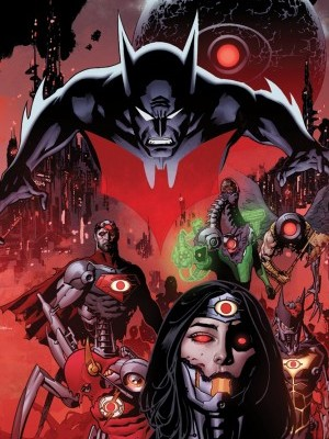 BATMAN BEYOND's Terry McGinnis Is Joining The New 52