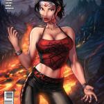 Grimm Fairy Tales presents Dark Queen 1 CC 150x150 FIRST LOOK! Grimm Fairy Tales presents Dark Queen One Shot