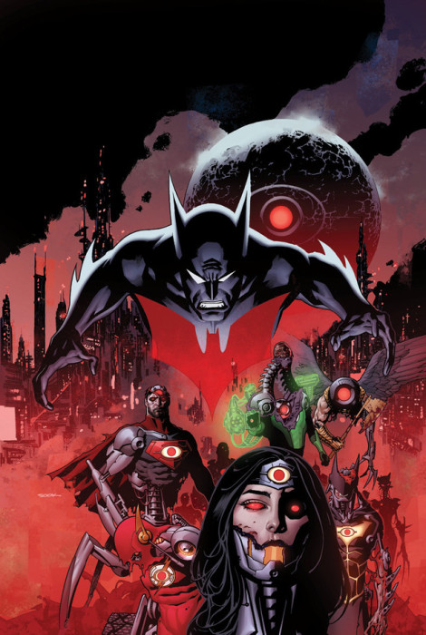 comics futures end 470x700 DC Adds EARTH 2: WORLDS END As Third Weekly Series, Our Wallets Cry Out In Pain