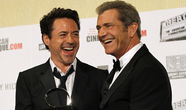 MEL GIBSON as THANOS? In THE AVENGERS? No.  Way.