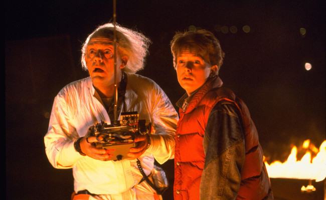 BACK TO THE FUTURE Will Celebrate its 30th Anniversary in Style