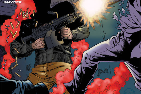 THE TERMINATOR: ENEMY OF MY ENEMY #1 Review