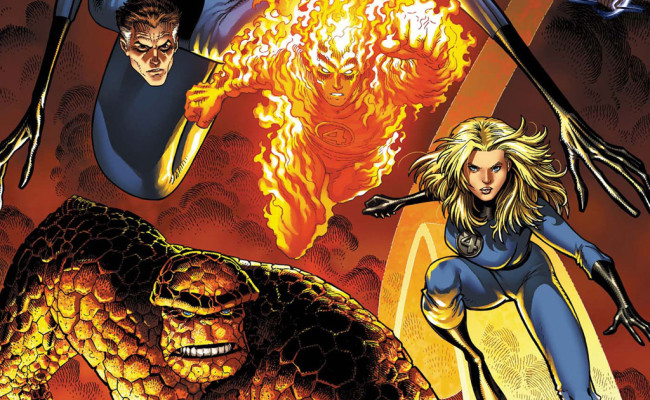 THE FANTASTIC FOUR Looks To Sam Raimi's SPIDER-MAN For Inspiration