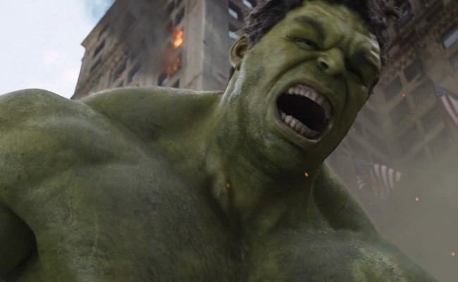 HULK's An Asshole.  Green Skin Destroys South Africa in AGE OF ULTRON Shoot