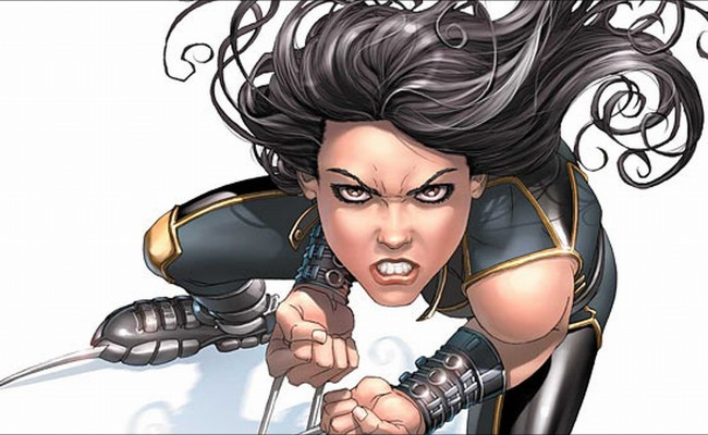 X-23 AKA My Love Affair with Laura Kinney