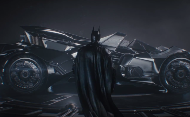 The Coolest Batmobile You've Ever Seen