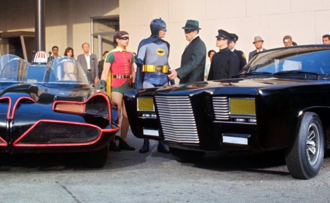 Holy Crossovers! Adam West BATMAN Meets GREEN HORNET!