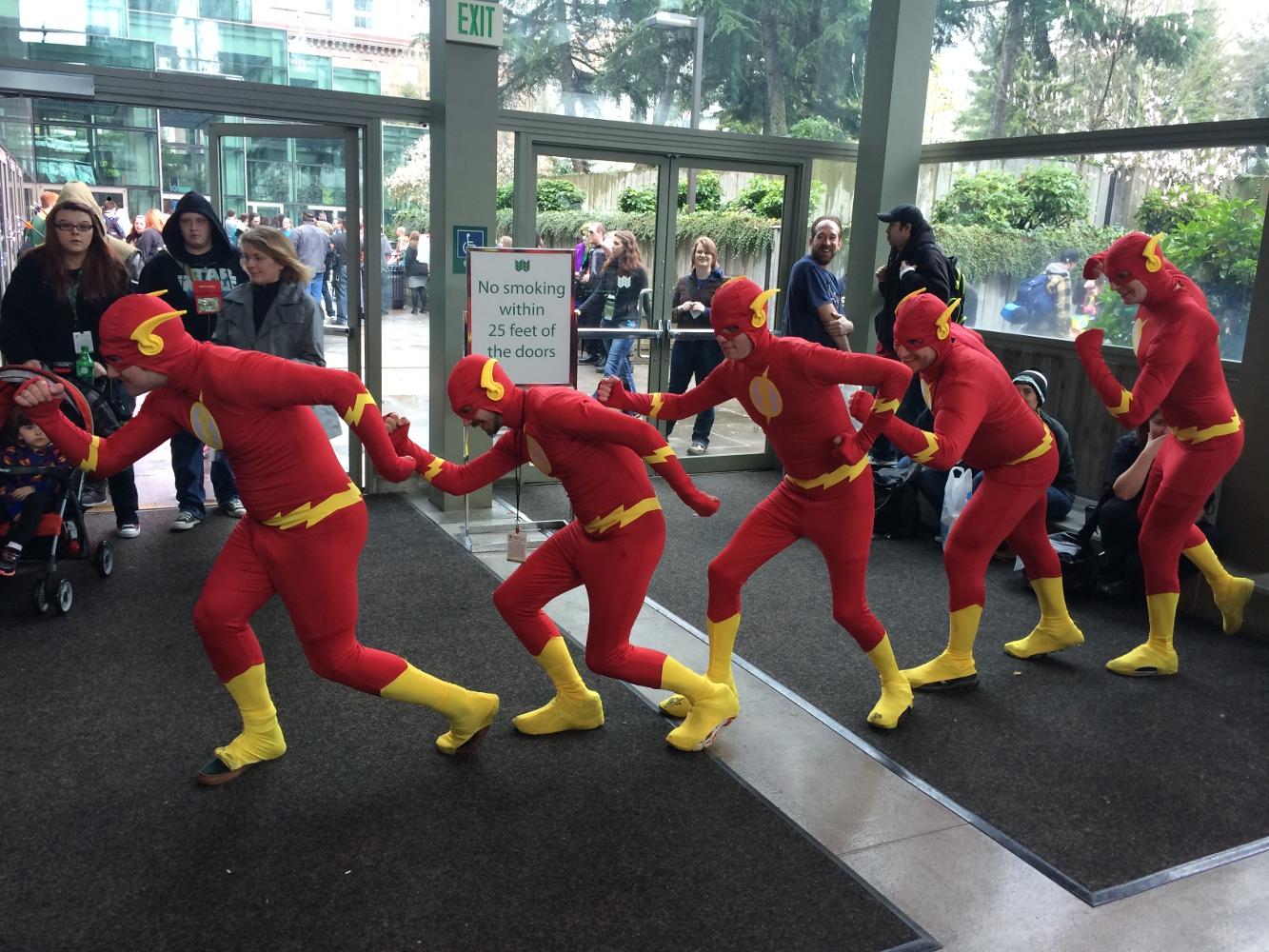 Emerald City Comicon Day 2 EMERALD CITY COMICON 2014: A Retrospective!