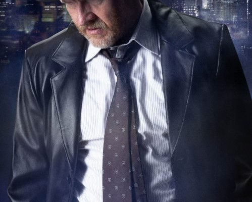 GOTHAM Releases First Official Image Of Harvey Bullock