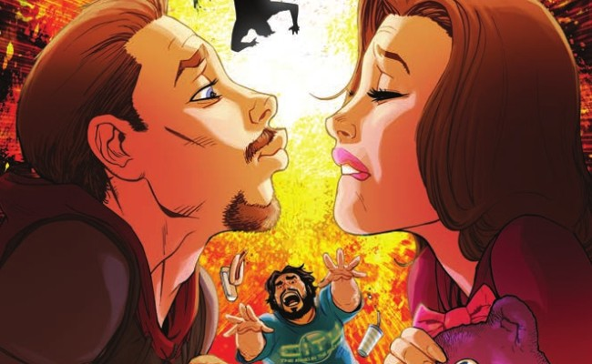 FIRST LOOK! Indestructible #4