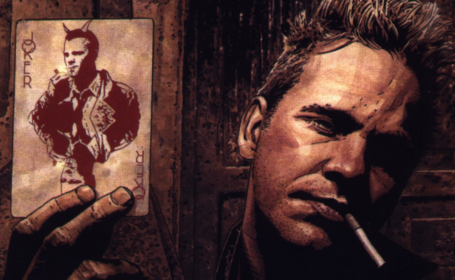 CONSTANTINE Rounds Out Regular Cast With Supernatural Characters
