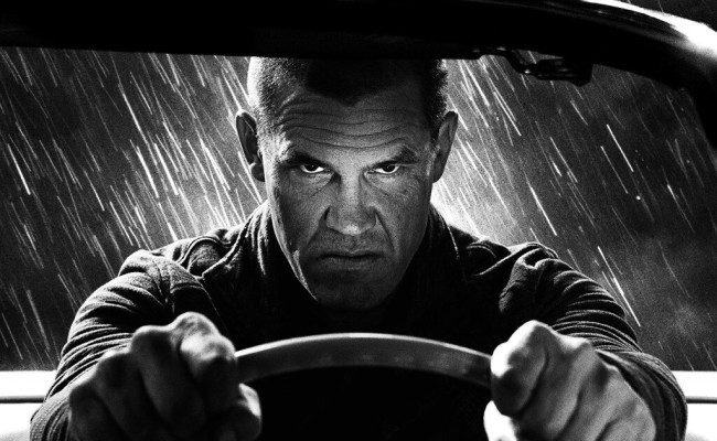 Josh Brolin in Sin City 2