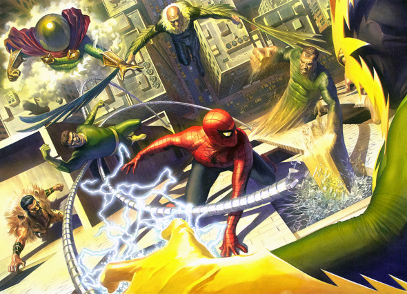 Sinister-Six-Spider-Man