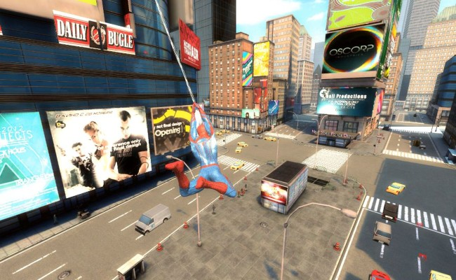 THE AMAZING SPIDER-MAN 2 Game Heads to Mobile Devices This April
