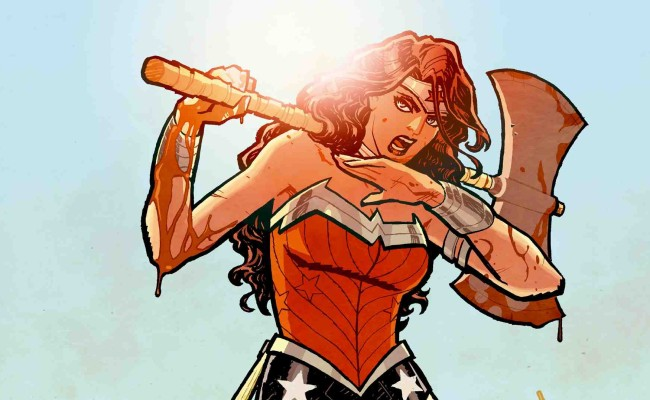 WAR! Wonder Woman in the NEW 52