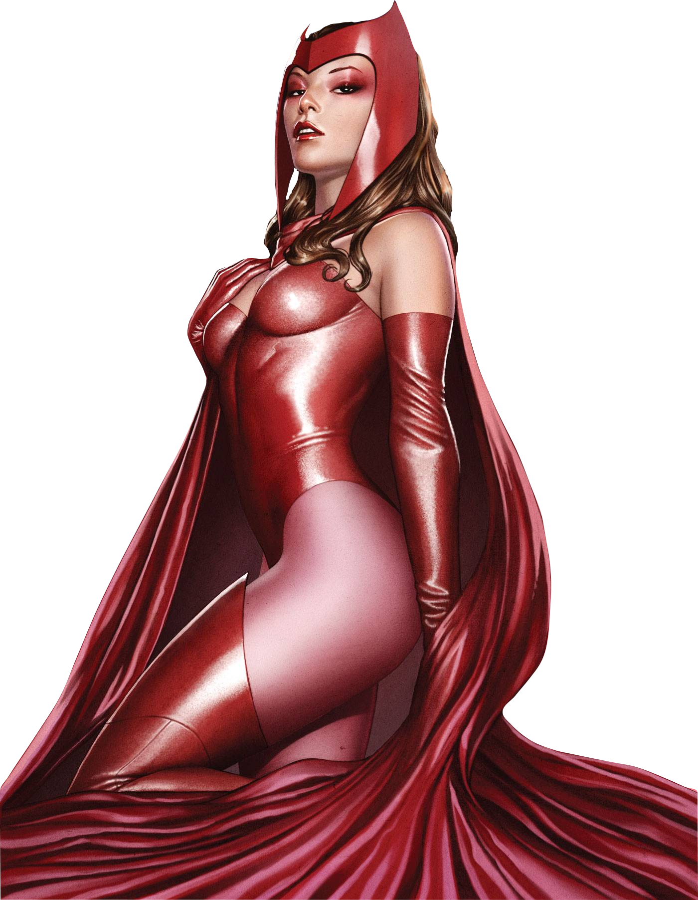 scarlet witch  EXCLUSIVE:  Inhumans In AVENGERS: AGE OF ULTRON