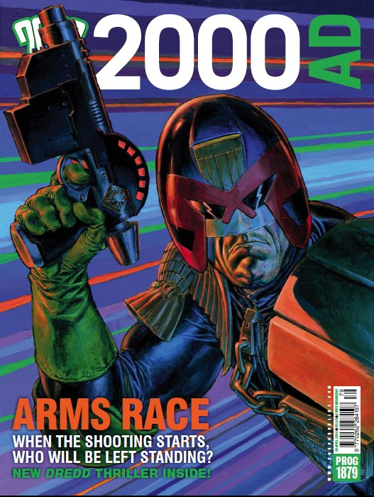 2000ad 1879 2000AD #1879 Review