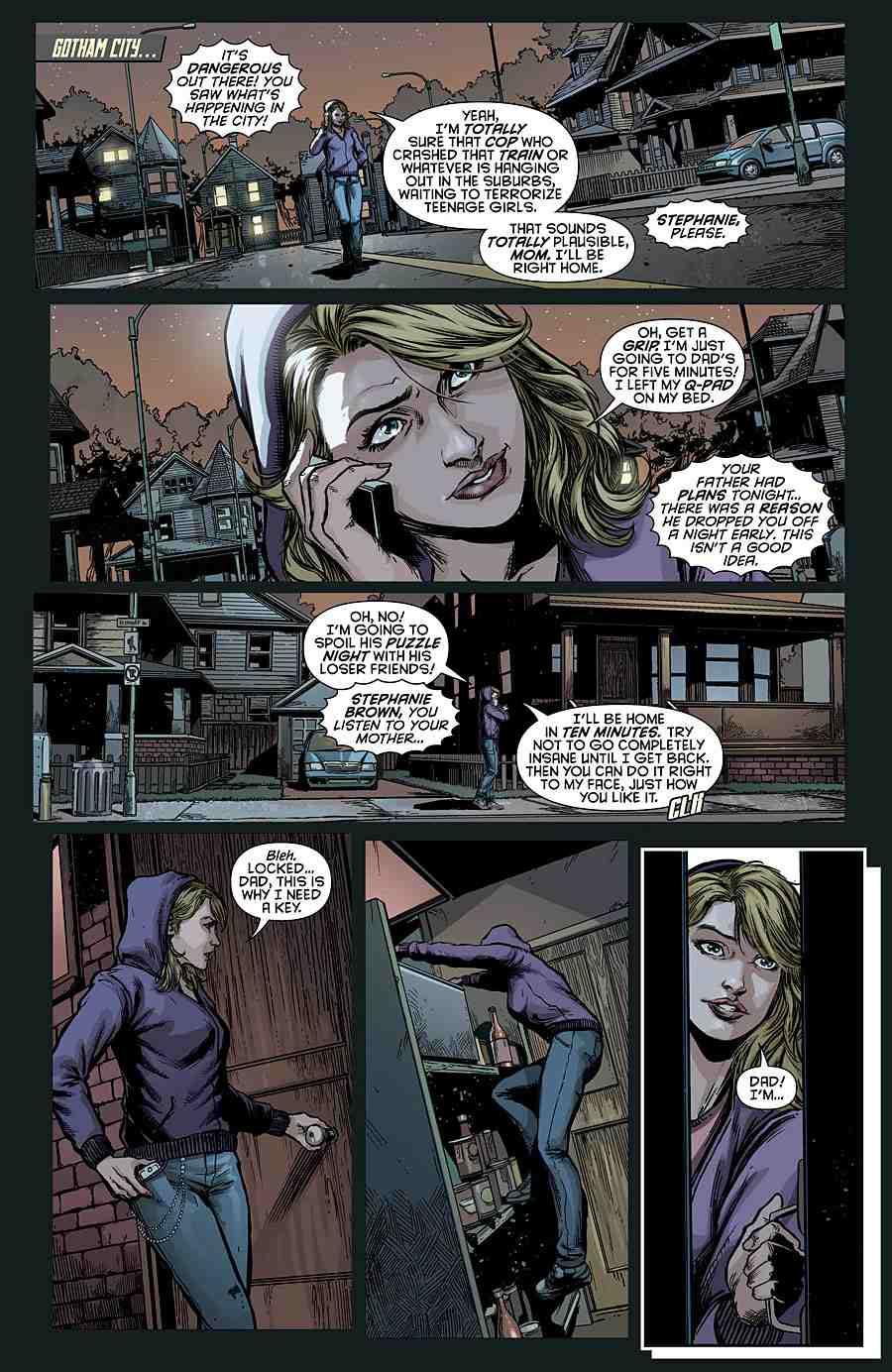 BMETRL 3 1 e622b Batman: Eternal #3 Review