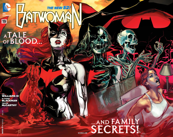 Batwoman Vol 1 19 Cover 1 590x466 EXCLUSIVE: Interview With W. Haden Blackman