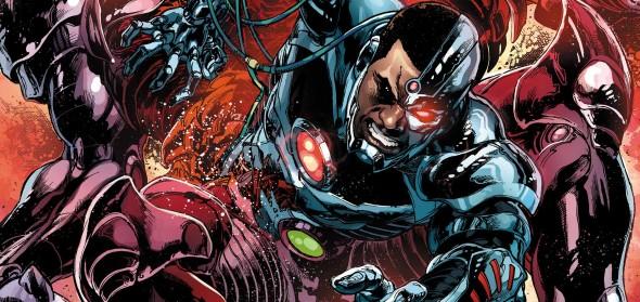 Cyborg 590x279 CYBORG Blasts His Way Into BATMAN VS. SUPERMAN