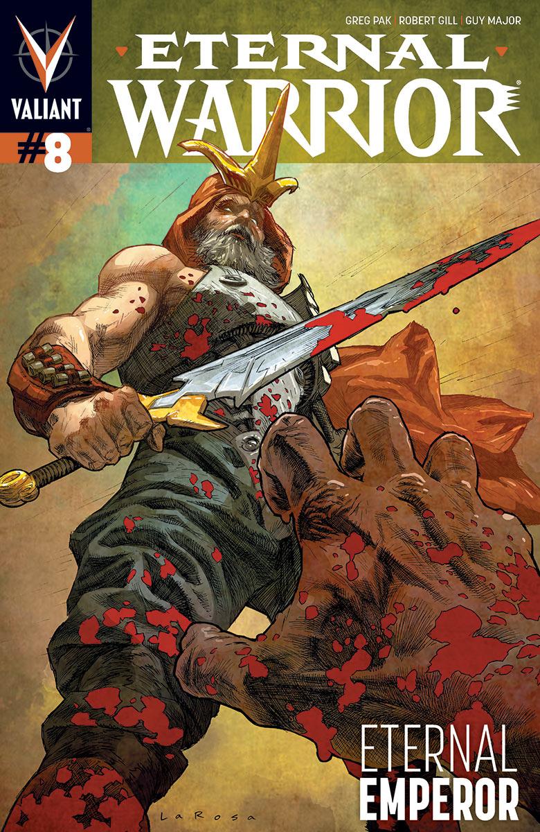 EW 008 COVER Eternal Warrior #8 Review