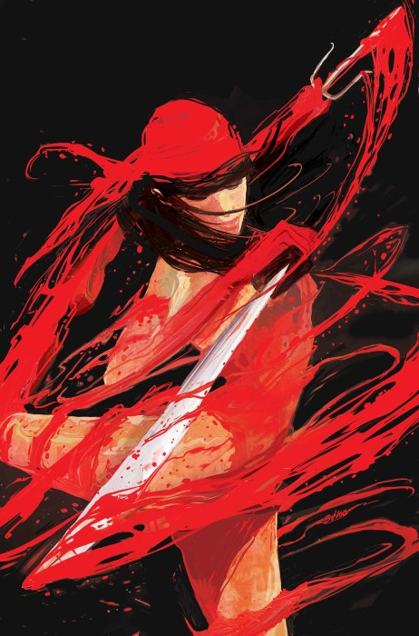 Elektra 2 Cover 2a0e6 462x700 EXCLUSIVE: Interview With W. Haden Blackman