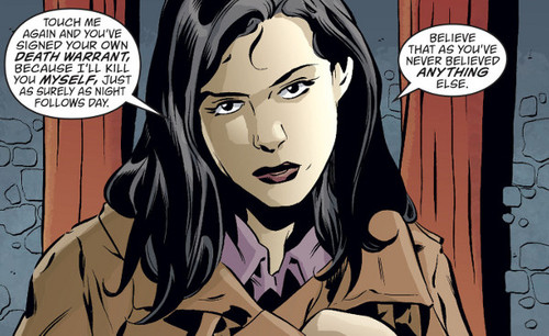 Fables SnowWhite 3 Comic Book Heroines My Niece Can Look Up To