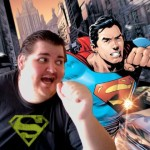 Running with Superman 150x150 COMIC BOOKS: My Comfort Food