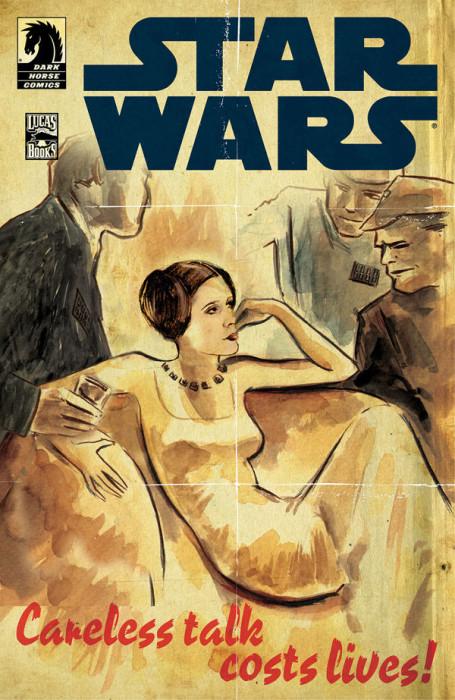 Star Wars Rebel Heist 1 Cover B 455x700 Star Wars: Rebel Heist #1 Review