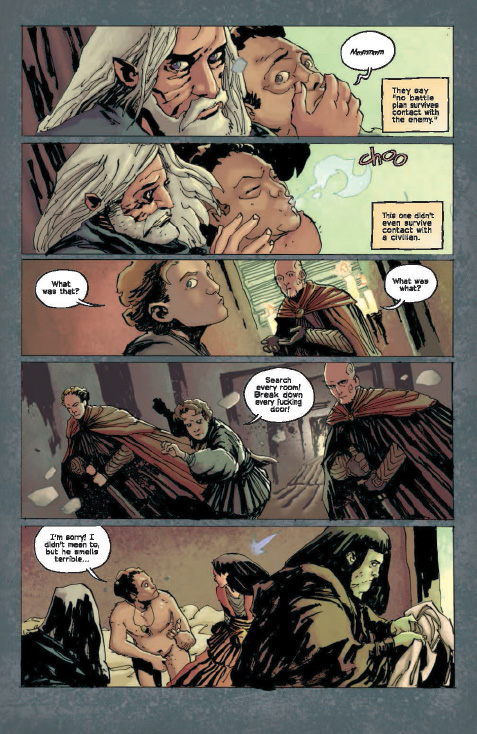 Umbral06 Page1 Umbral #6 Review