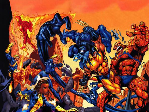 X-Men-vs-Fantastic-Four