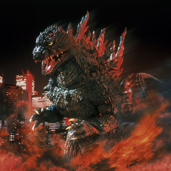godzilla 2000 4 Which is the BEST Godzilla Design?