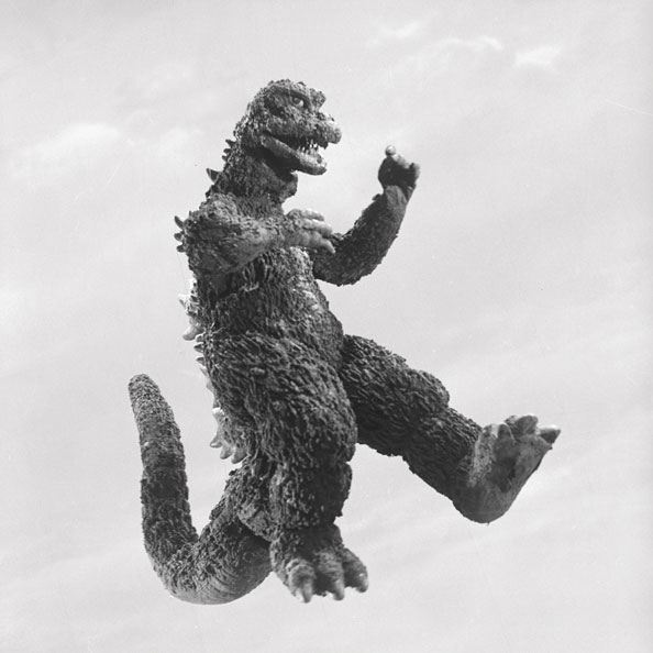 godzilla kick Which is the BEST Godzilla Design?