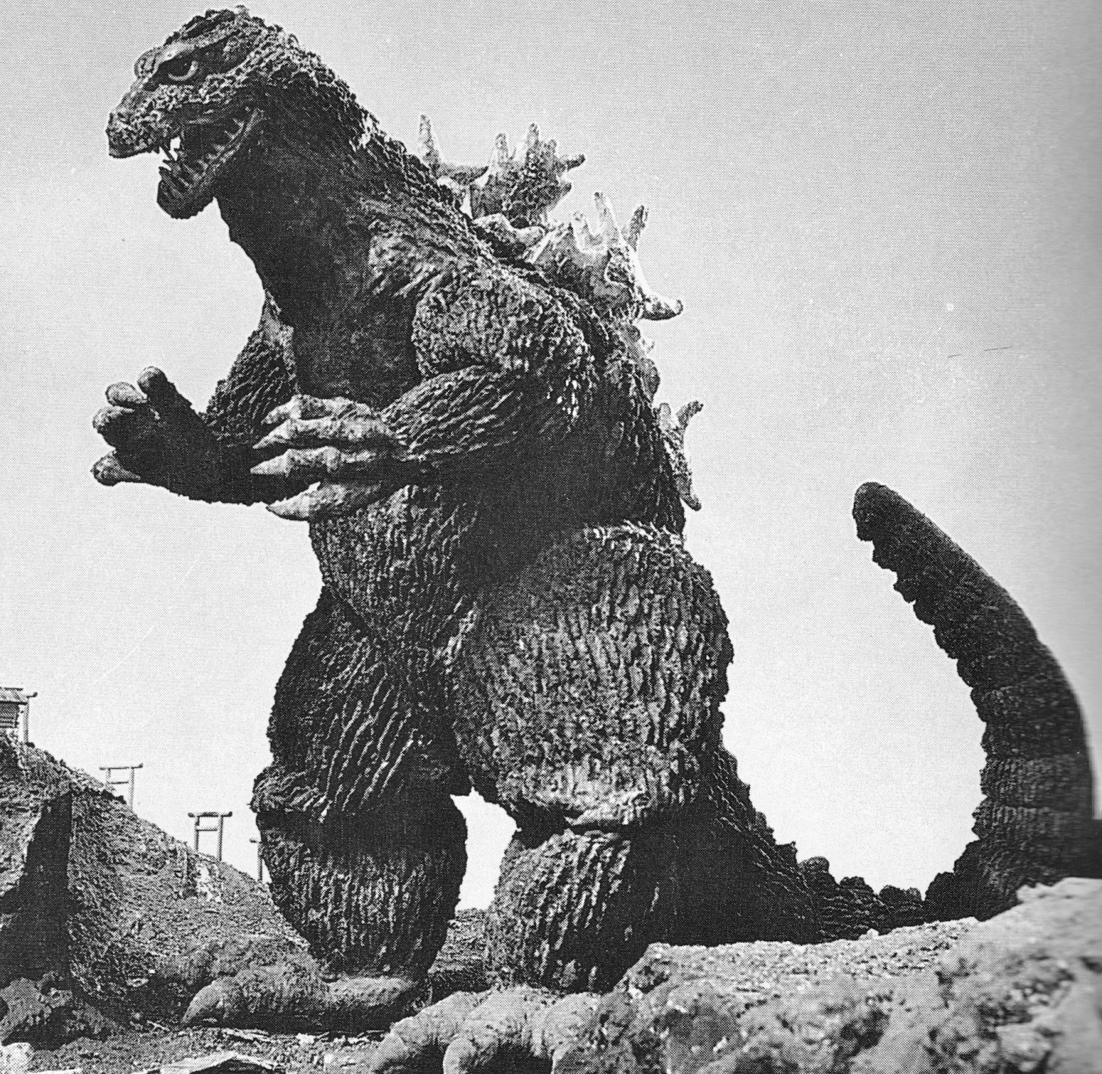 godzilla nuclear nightmare Which is the BEST Godzilla Design?