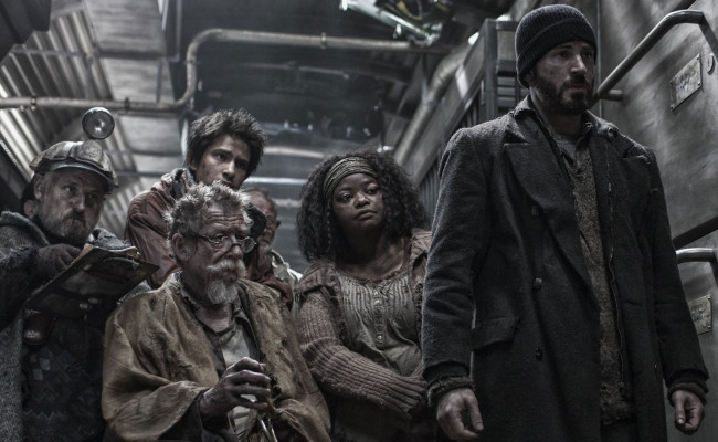 SNOWPIERCER Review – How does the graphic novel adaptation stack up?