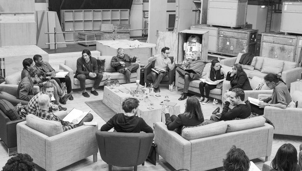 star wars episode 7 cast announce 590x335 The Wait Is Over! Lucasfilm Announces STAR WARS EPISODE VII Cast