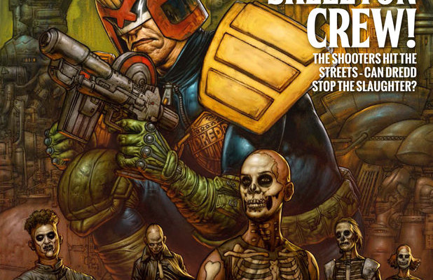 2000AD #1881 Review