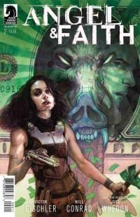 Angel and Faith Season 10 #2