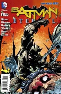 Batman Eternal #5